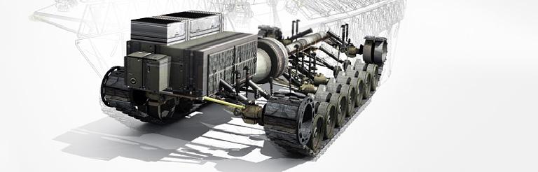 DARPA Tanque