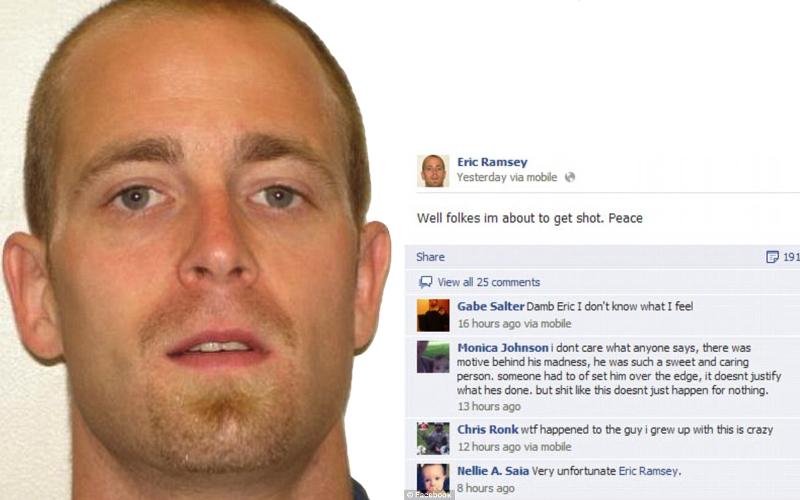 Eric Ramsey Facebook