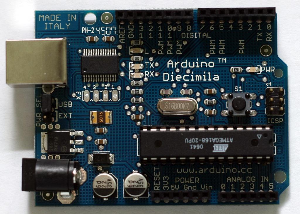 Arduino - Usos creativos de Arduino