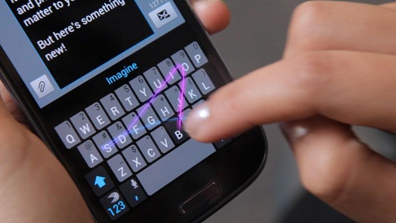 La interfaz y uso es similar a SwiftKey, con diferencias en el tema y colores.
