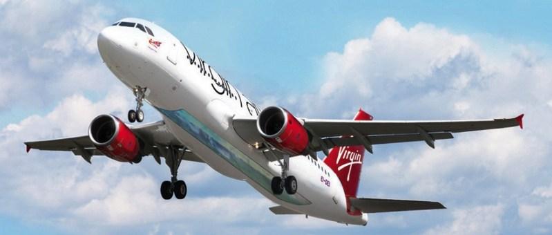 Virgin avion suelo de cristal - mejores bromas april fools' day 2013