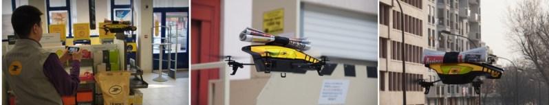 drones correos francia - mejores bromas del April Fools' Day 2013