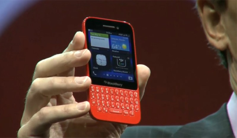 BlackBerry Q5 2