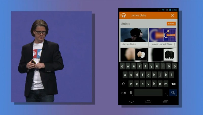 Google presenta el servicio All Access para Google Play Music