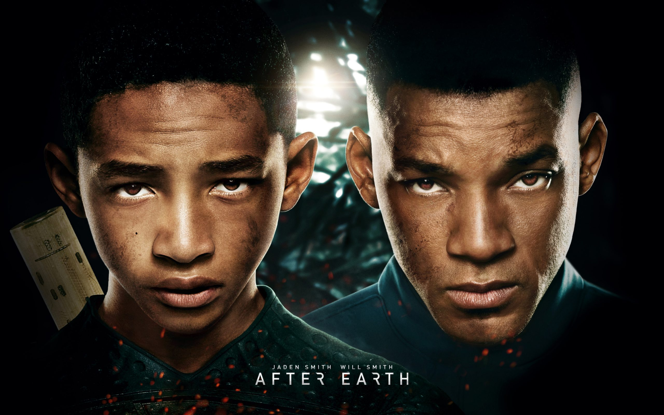 Crítica de After Earth Will & Jaden Smith