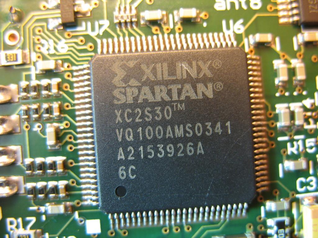 FPGA Xilinx - proyectos creativos basados en FPGA