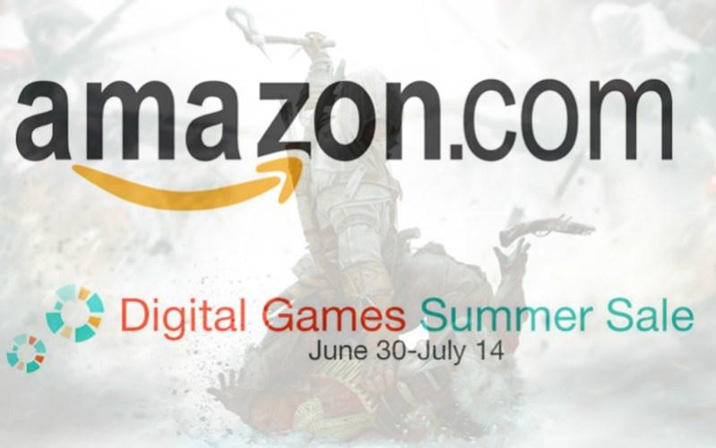 ofertas de videojuegos de verano amazon