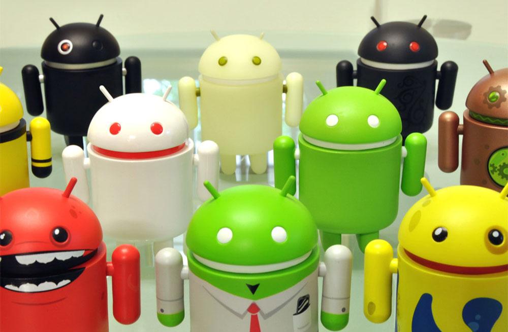 usuarios de Android