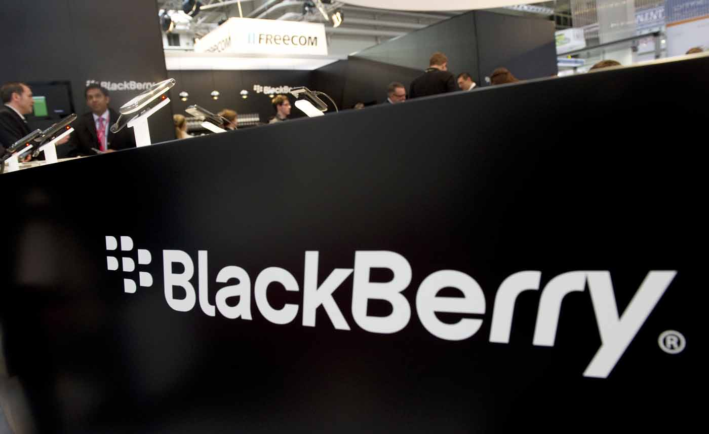 BlackBerry en CeBIT