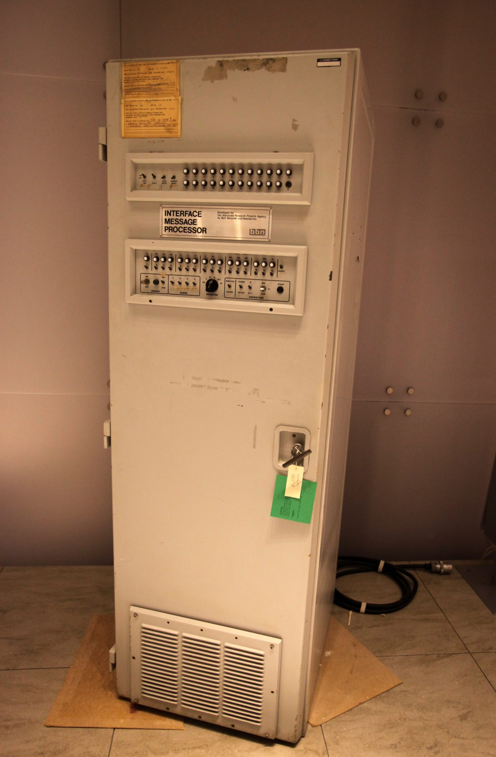 ARPANET Primer Router