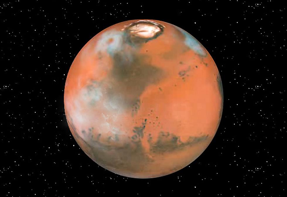 Nubes en Marte