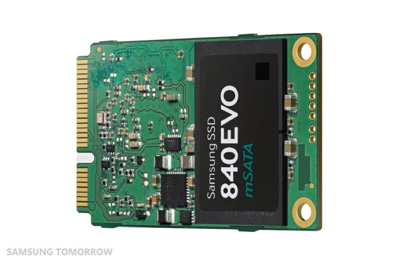 primer disco SSD mSATA