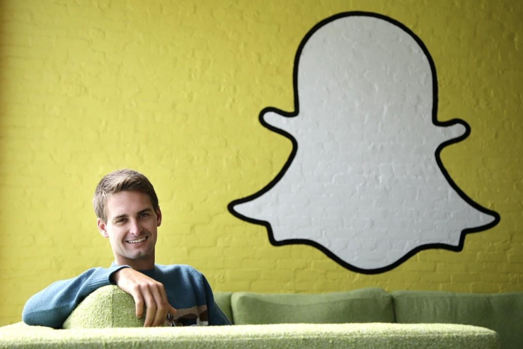 Snapchat actualizará su aplicación