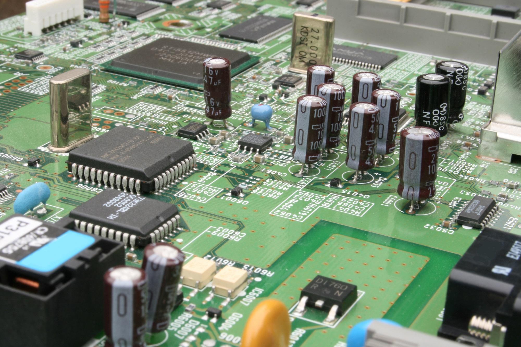 Circuitos electronicos - chips