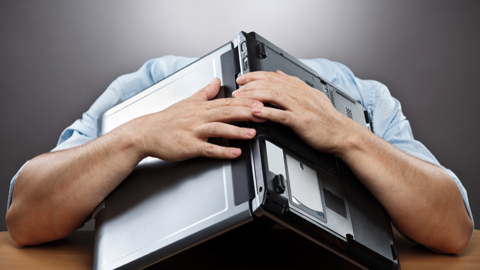 email productividad estrés