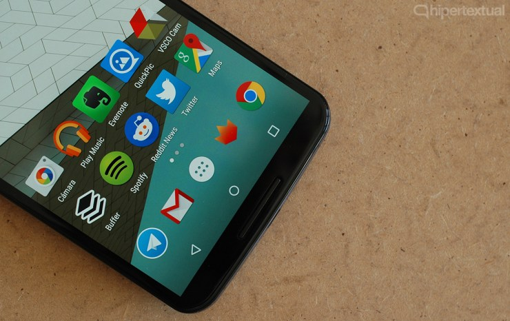 Un Nexus tampoco se puede considerar con Android libre: depende de Google como un Samsung o un HTC.