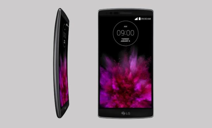 LG G Flex 2 head