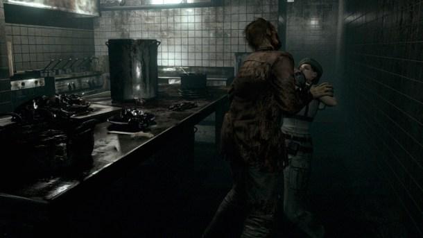 Resident Evil HD Remaster 5