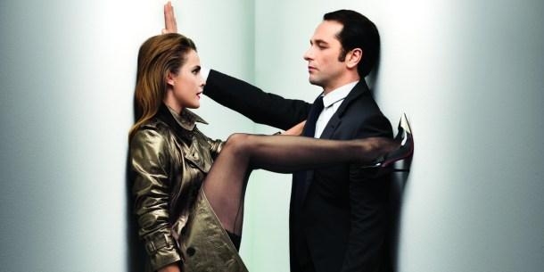 Rhys y Russell forman una de las mejores parejas de la TV actual. <a href=