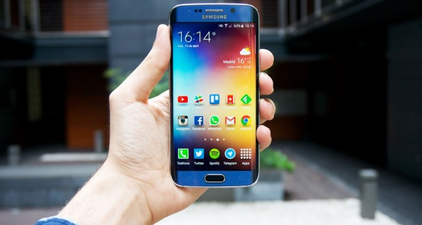 Galaxy S6 Edge Review - 01