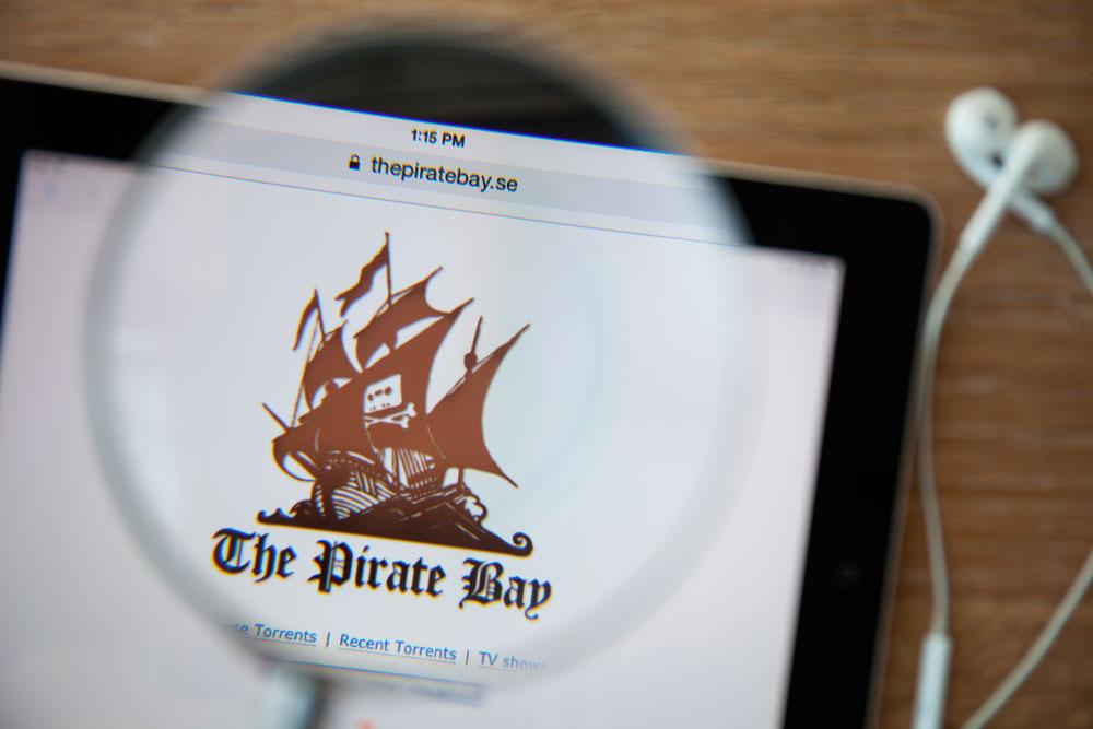acabar con la piratería