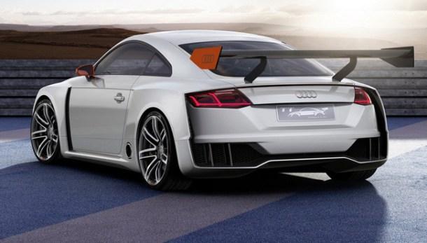 Audi TT Clubsport Turbo3
