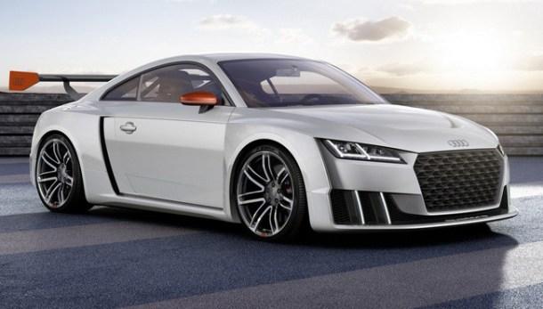 Audi TT Clubsport Turbo4