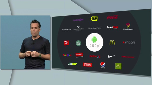 Google IO 2015 pay 5