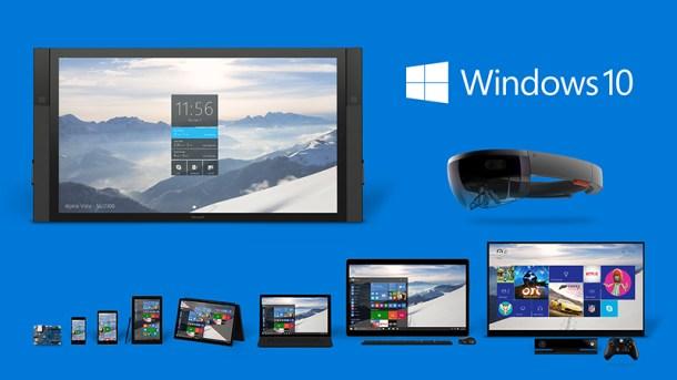 Ecosistema Windows 10