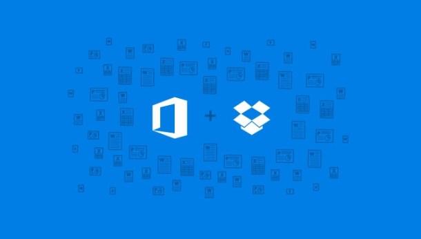 El acuerdo con Dropbox para ser integrado en Office ejemplifica el cuidado de Microsoft con la nube.