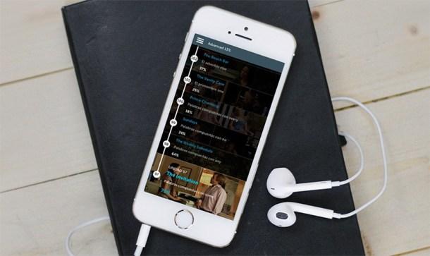 ABA English - Aplicación para iOS