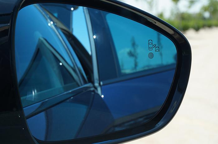 Diodo luminoso para vigilar los ángulos muertos en carretera - Nuevo DS5