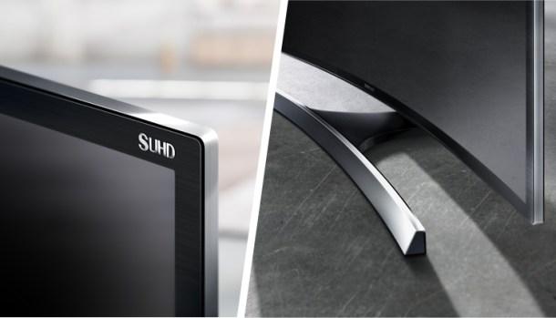 Modelos SUHD de Samsung
