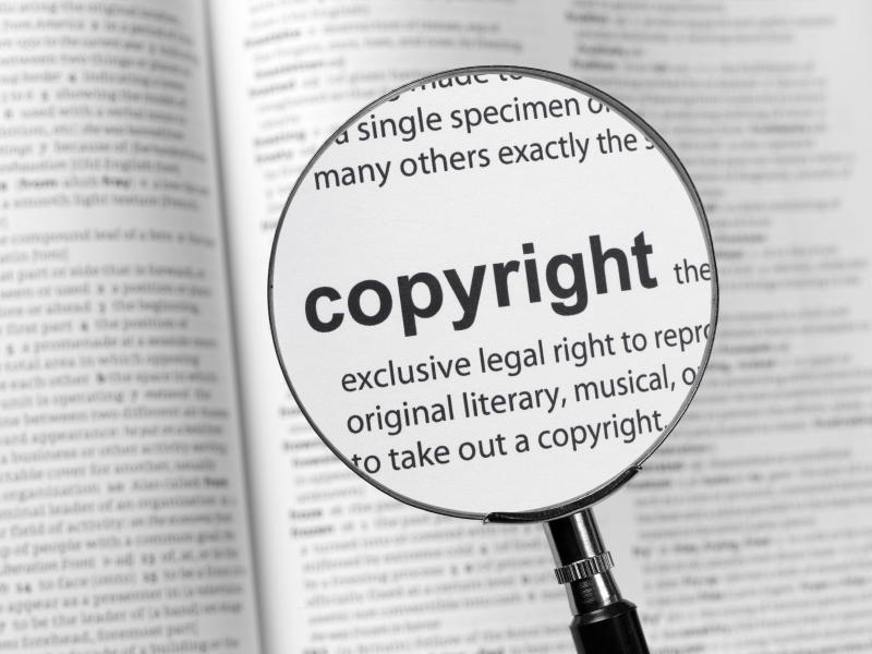 elegir una licencia de contenido