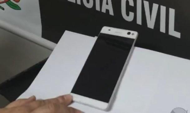 Así es el prototipo del Xperia C5 Ultra que fue recuperado por la policía de Brasil tras ser robado.