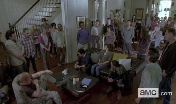sexta temporada de the walking dead 4