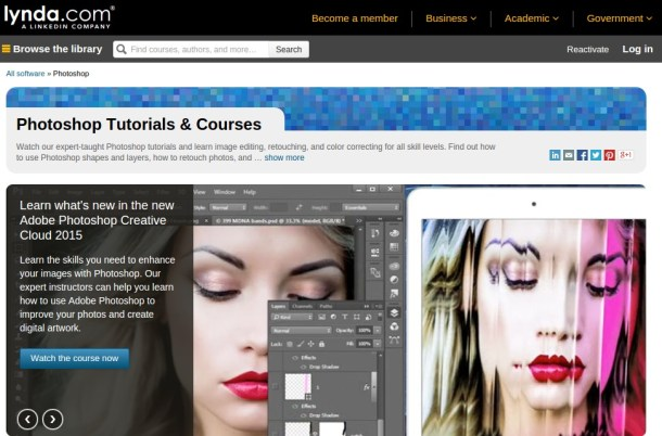 lynda-com-photoshop