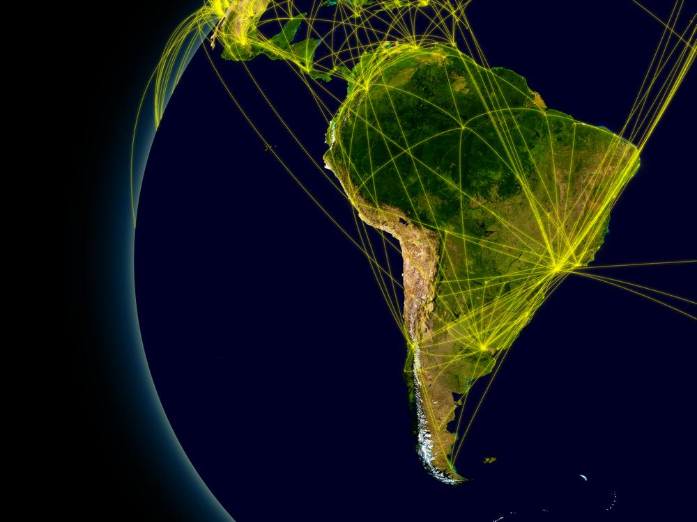 internet de latinoamérica