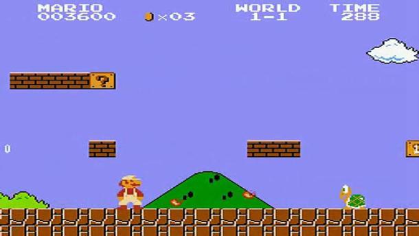 Super Mario Bros - 1985