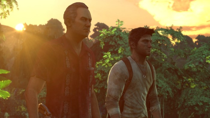 Uncharted The Nathan Drake Collection 2