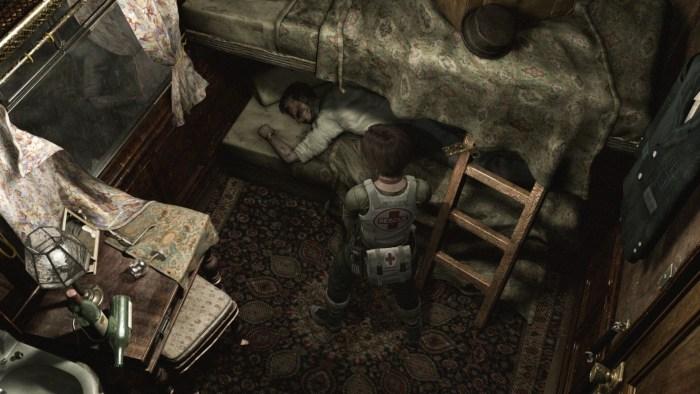 Resident Evil Zero HD-1