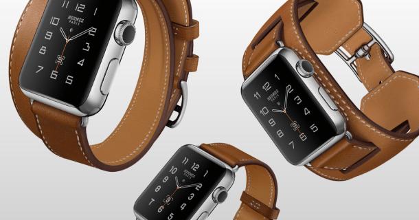 Las correas del Apple Watch de Hermès, se venden a más de 1.000 € cada una. Pero también incluso las de 60 € tienen unos márgenes altísimos.