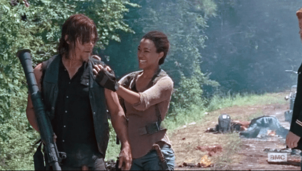 the walking dead 6x09 recap