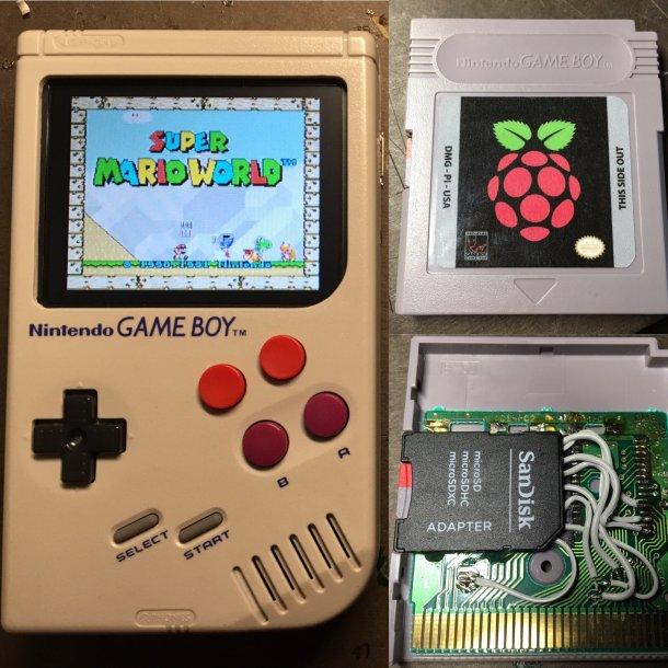 Game Boy Zero 2