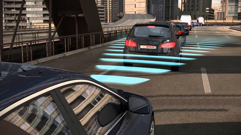 control de velocidad adaptativo