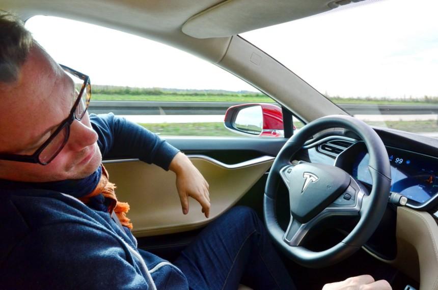 Autopilot de Tesla