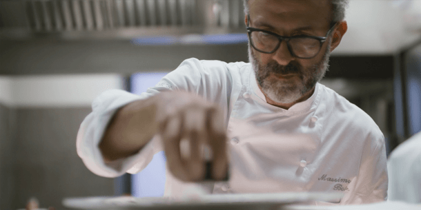 chef's table miniserie