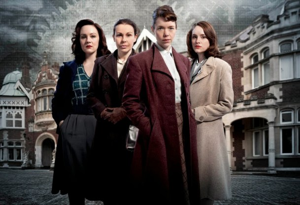 miniseries bletchley circle