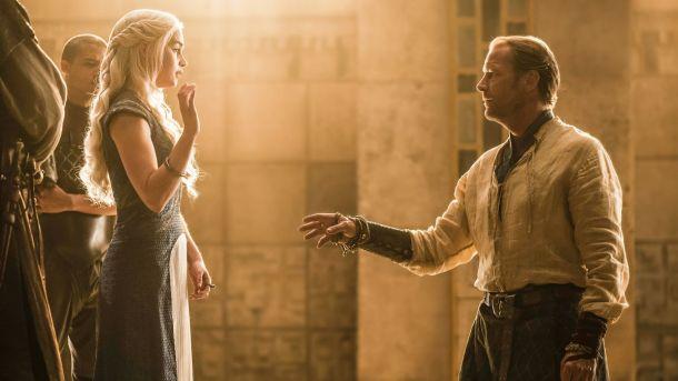 No será Lord Friendzone por siempre.                         HBO.