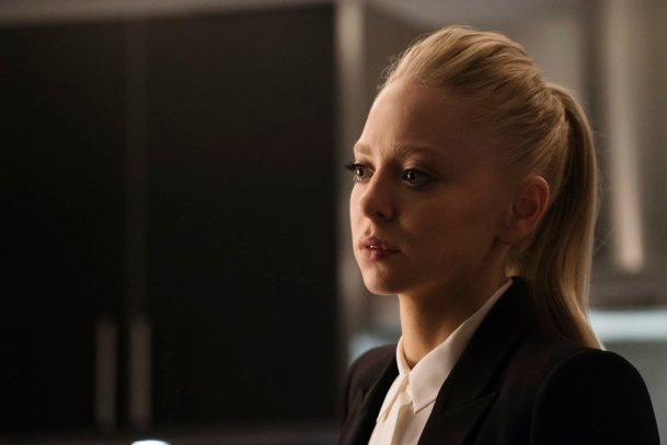 """MR. ROBOT -- """"eps2.7_init_5.fve"""" Episode 209 -- Pictured: Portia Doubleday as Angela Moss -- (Photo by: Peter Kramer/USA Network)"""